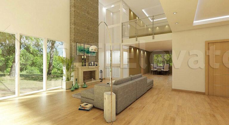 Hydraulic Home Elevator