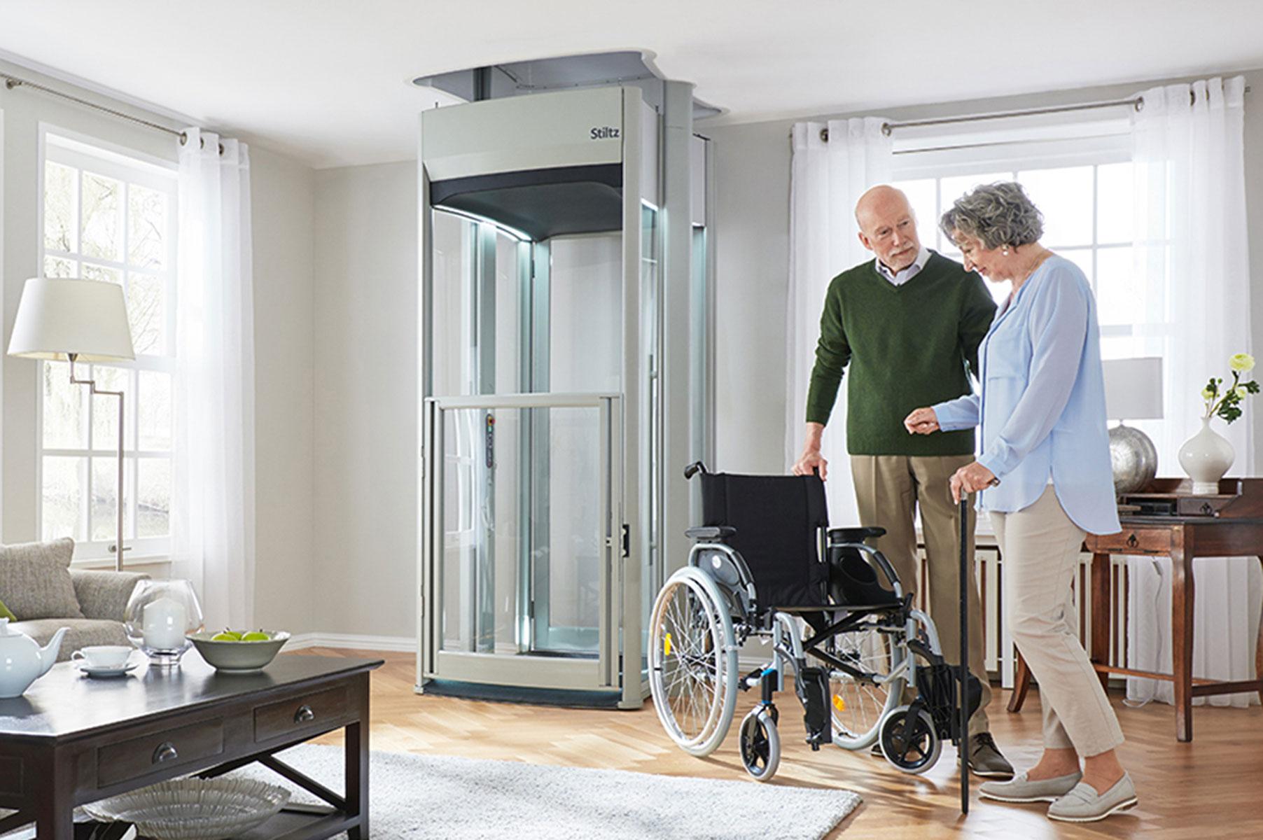 Home Wheelchair lift