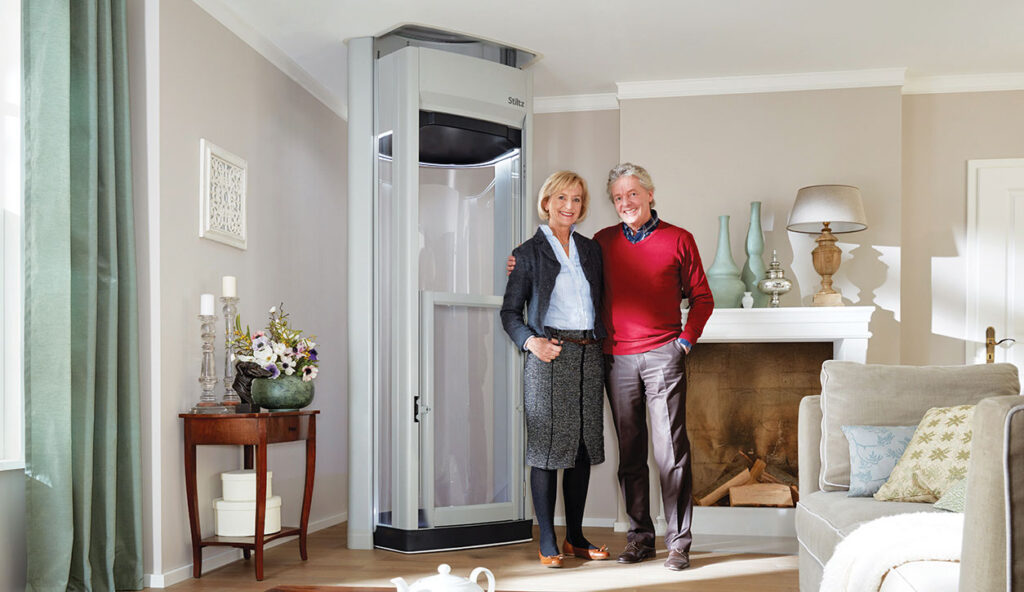 Small home Elevator lift