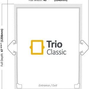 Home Lift Basic Cab Style
